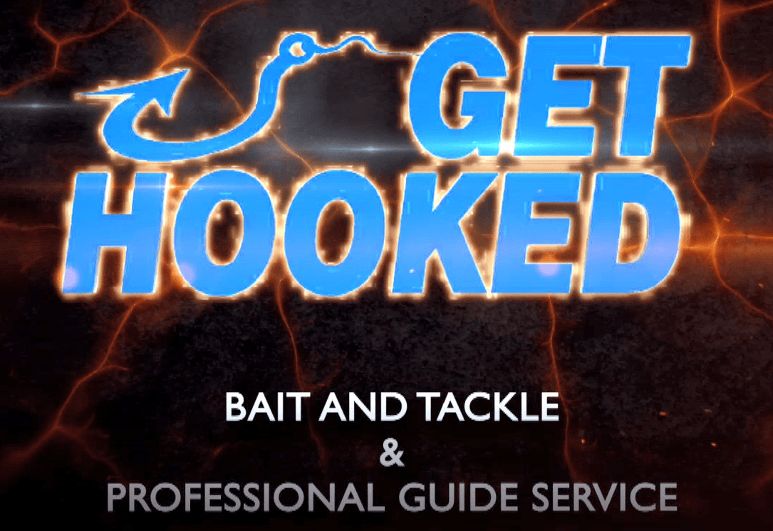 Get Hooked Bait and Tackle and guide service