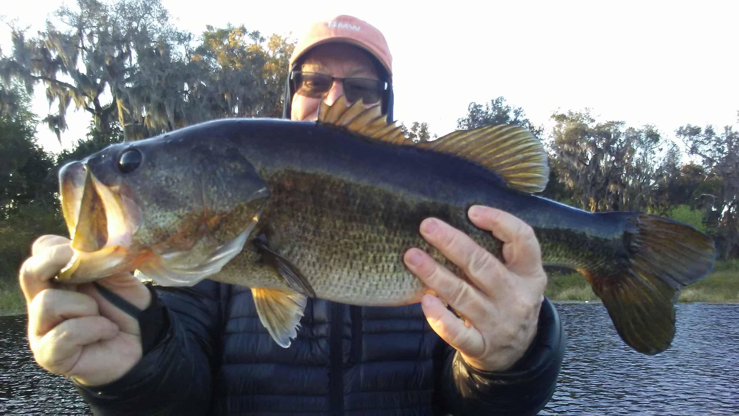 Orlando Bass Guide – AJ's Freelancer Orlando Bass Fishing ...